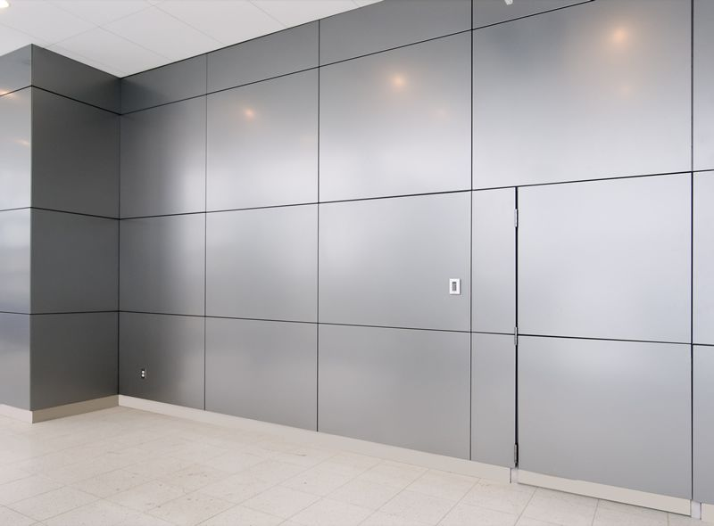Types of Metal Wall Panels