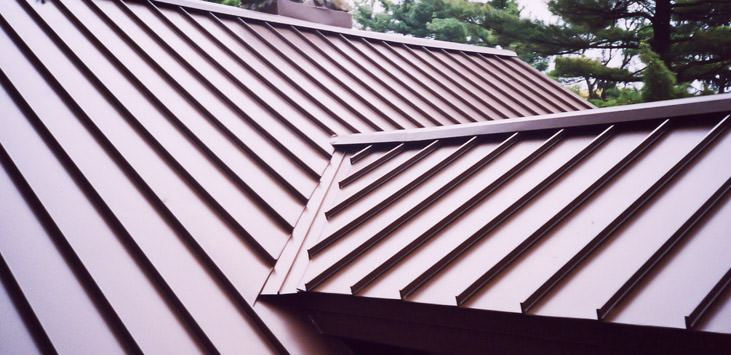 Basics of Standing Seam Metal Roofing
