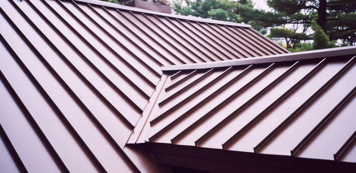 Basics of Standing Seam Metal Roofing