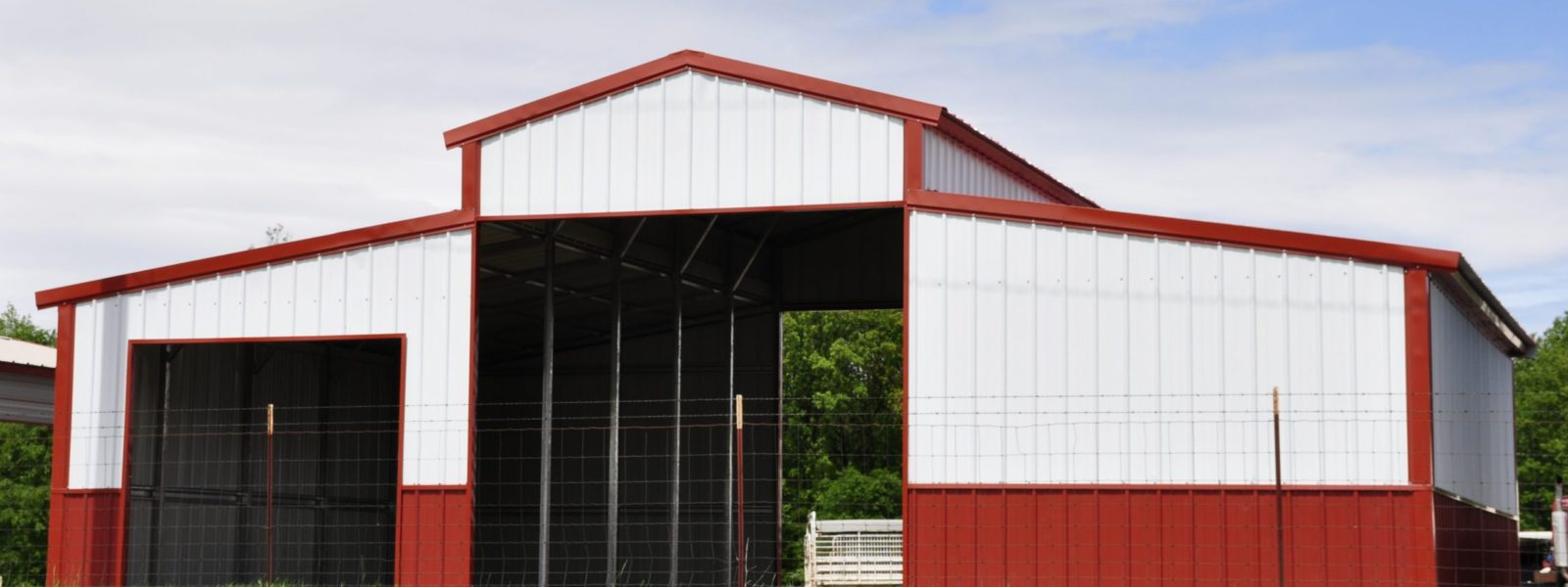 Metal Panels And Agricultural Buildings