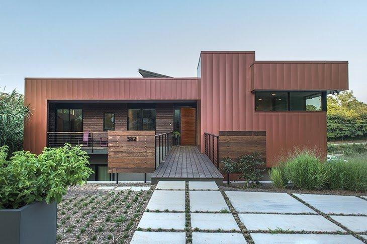 Buildings Suitable For Metal Panels